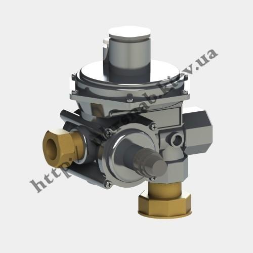 купить регулятор вместь РДГС-10-DSR-10S,L –BP STF gas (Италия)