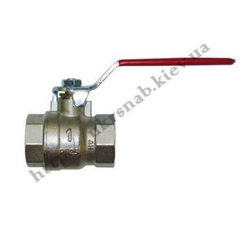 """Кран шаровый для воды со стандартным проходом — IVR 918 В/В DN 1/2"""", 3/4"""", 1 1/4"""",2"""""""