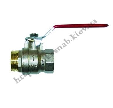 кран шаровый для воды со стандартным проходом — IVR 919 В/Н DN 1/2″, 1″, 1 1/2″, 3/4″, 2″