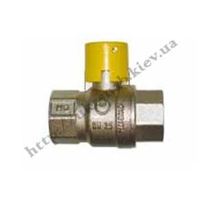 Кран шаровый газовый полнопроходной под опломбировку — IVR 182 LD DN 1/2″-2″, PN16