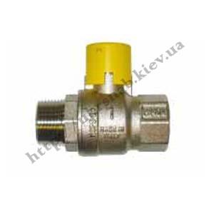 Кран шаровый газовый под опломбировку — IVR 183 LD DN 1/2″ 1″ 3/4″ 1 1/4″ 2″, PN16